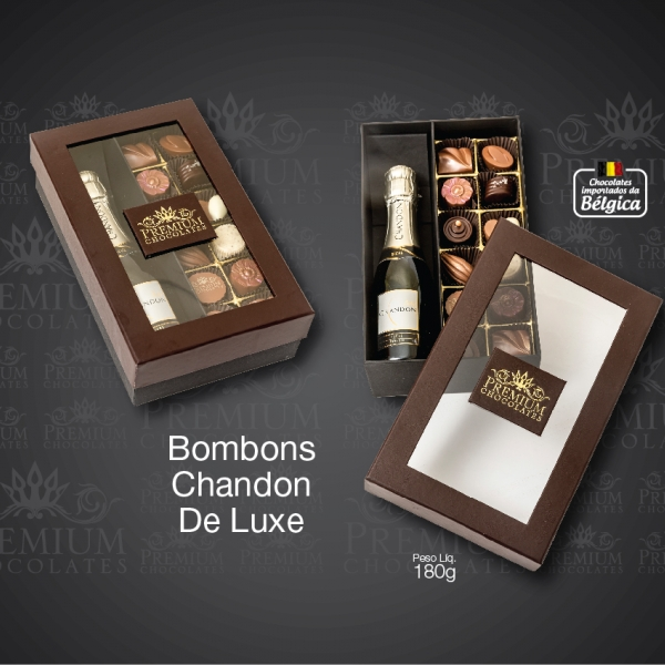 Bombom Chandon De Luxe